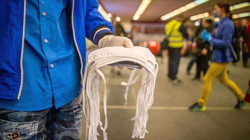 Koronavírus: talányos kijelentést tett a magyar kormány