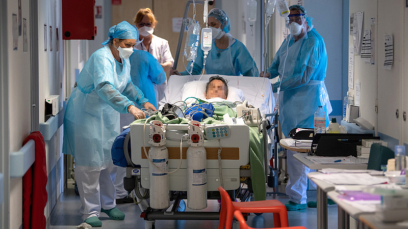 Koronavírus: rossz hír érkezett Németországból