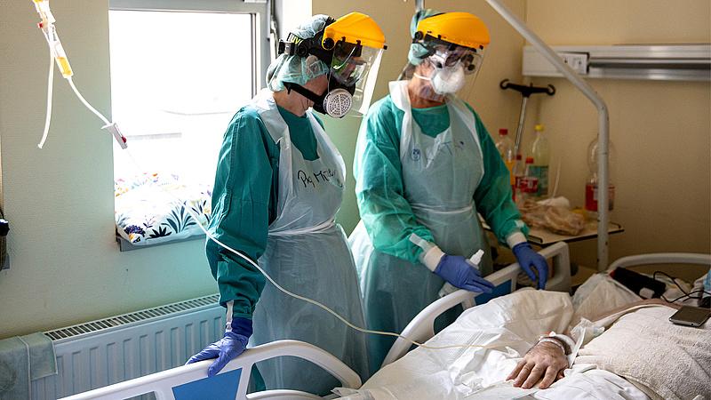 Jó hírt kaptak a kritikus állapotban lévő betegek hozzátartozói