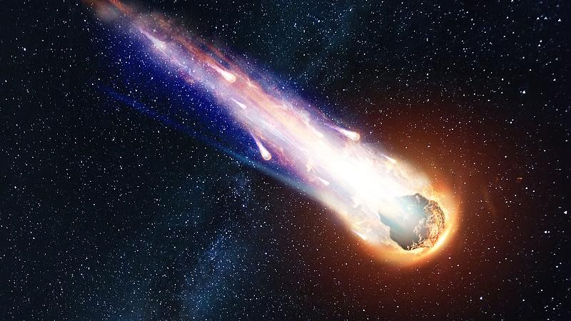 Pusztító meteoritok gyülekezőhelyét találták meg a Naprendszerben