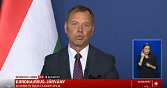 Szlávik János: várjuk a szeptembert, amikor 1-2 oltóanyag elérhető lesz