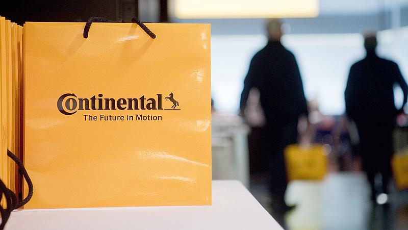 Visszaesett a Continental