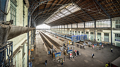 Sokkal drágábban kap új tetőt a Nyugati pályaudvar