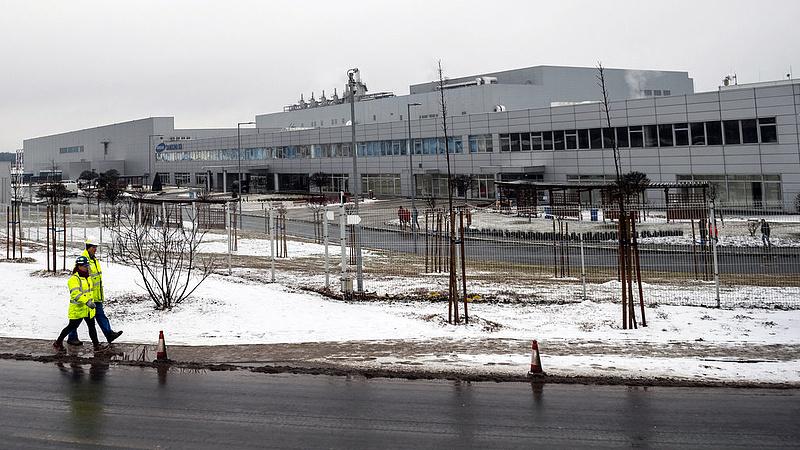 Samsung-gyár: az Alkotmánybíróság elvetette a gödiek kérelmét