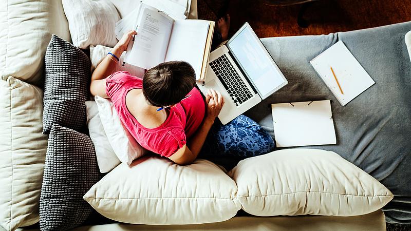 Koronavírus: így hatékony az otthoni munka
