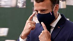 Macron: legalább a jövő nyárig együtt kell élni a koronavírussal
