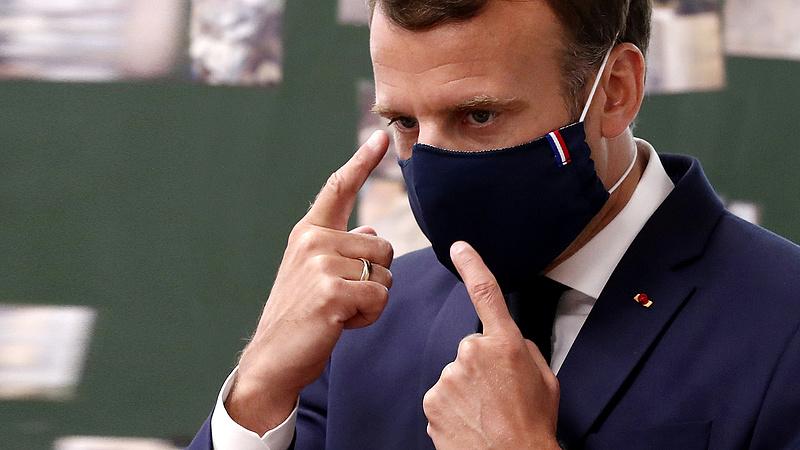 Egyre mérgesebb a Macron-Erdogan közötti vita, már az EU is beszáll