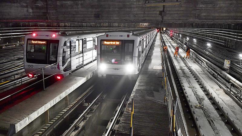 Feljelentés tett a budapesti városvezetés a 3-as metró felújított szerelvényei miatt