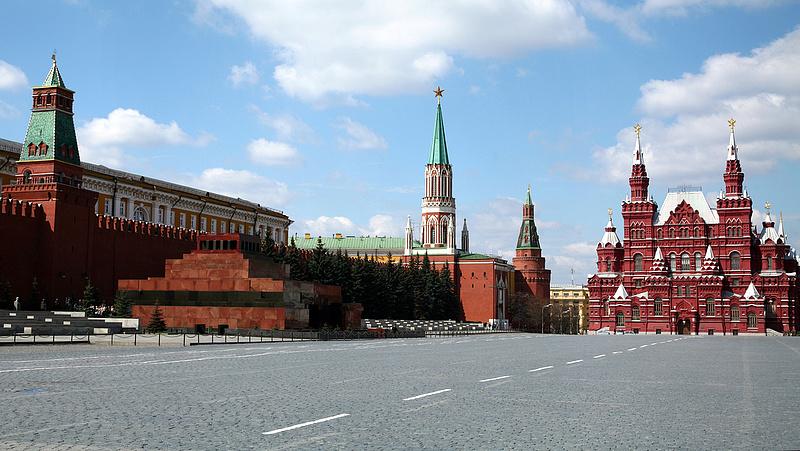 A járvány kezdete óta nem volt annyi halott Oroszországban, mint az elmúlt 24 órában