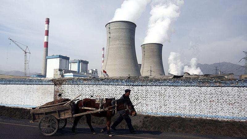 Kína már a szénnel is zsarol