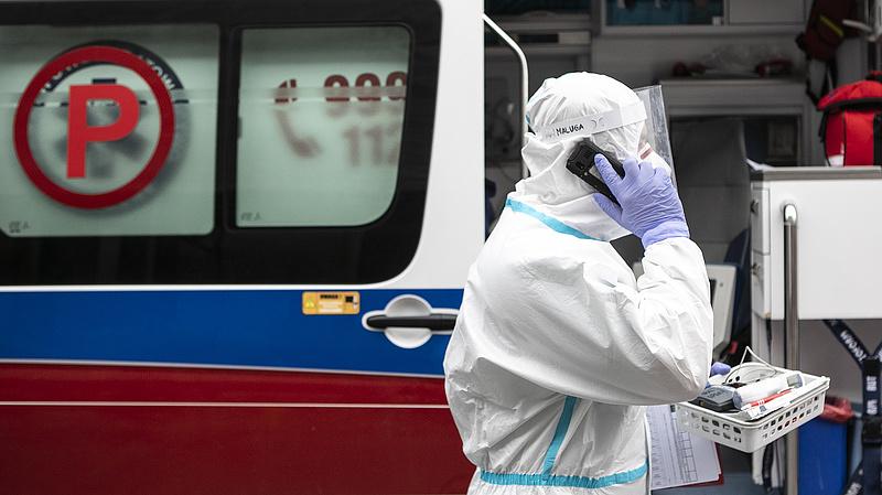 Koronavírus: egy hét alatt több mint 1,3 millióan fertőződtek meg
