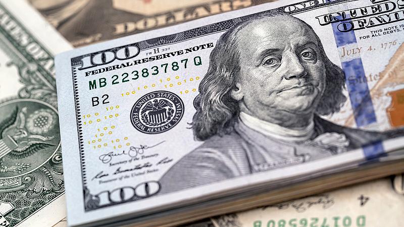 Változatlanul a 13 éves csúcson ragadt az amerikai infláció