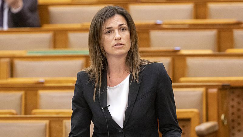 Tolvajok meglopták Varga Judit igazságügyi minisztert