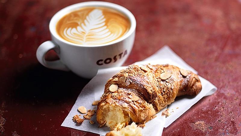 Július 23-tól bezárt az összes Costa Coffee