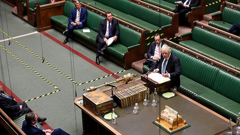 Vizsgálat indult Boris Johnson ellen