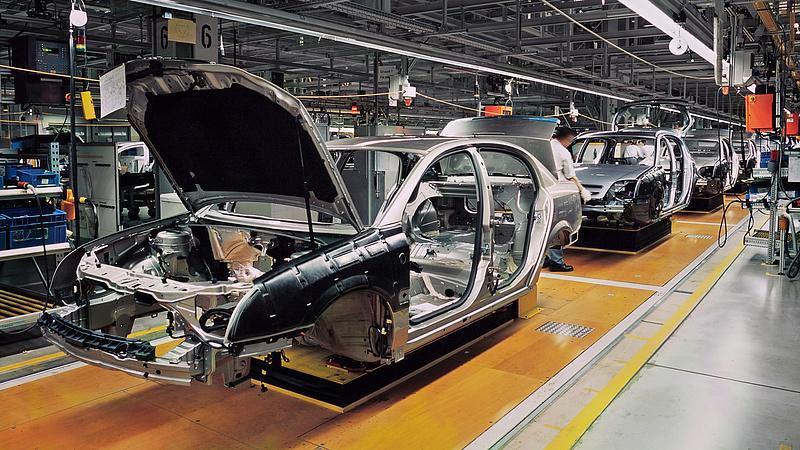 A magyar állam 950 millióval támogatja a 2,8 milliárdos autóipari beruházást