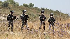 Izraelt is megosztja a palesztin területek annektálása