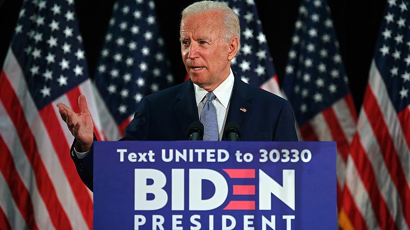 Elnökké választása esetén Biden felülvizsgálná a németországi csapatcsökkentést