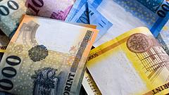 Több hónapos mélyponton a forint - drágul az euró és a dollár