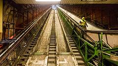 Újabb fontos állomáshoz érkezett a metrófelújítás