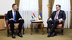 Szijjártó Ukrajnában - határnyitás és új hitelkeret