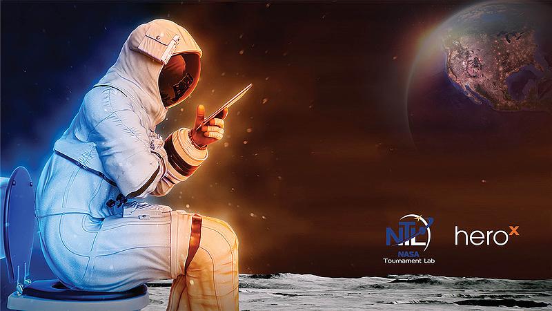 11 millió forintért keres vécétervezőt a NASA
