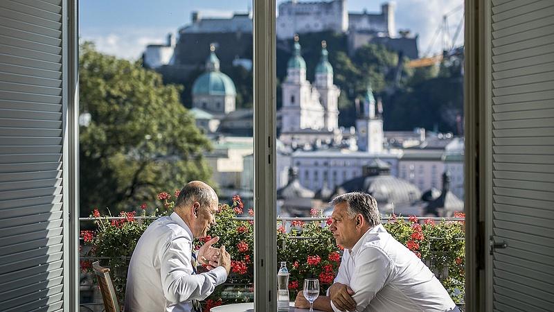 Kiállt Orbán Viktor mellett a szlovén kormányfő, nagy patália keveredett belőle