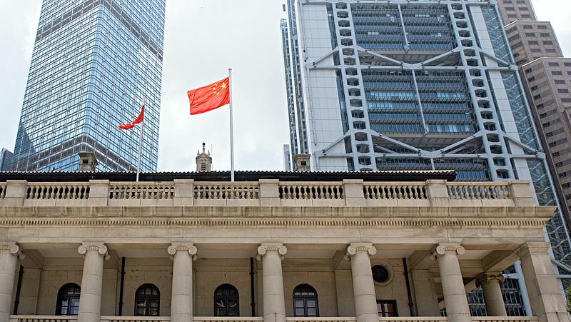Példátlan lépést tervez Kína Hongkong ellen
