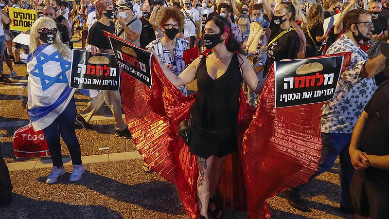 Hiába oltásbajnok Izrael, ott is nagy a baj és még nagyobb lehet
