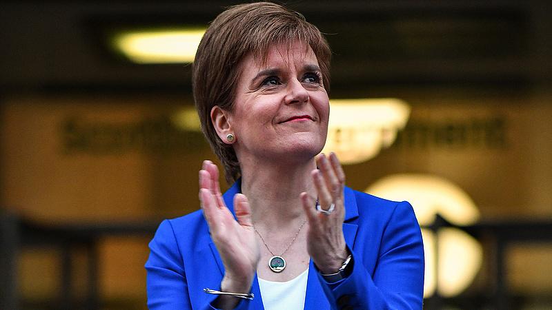 Megkezdik a skóciai függetlenségi népszavazás előkészítését