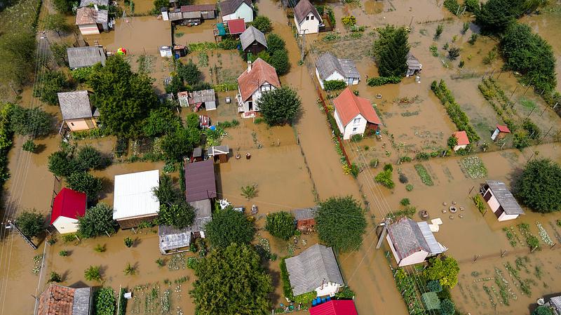 Észak-Magyarország is  listás a természeti katasztrófák miatt gazdasági károkat elszenvedett régiók uniós toplistáján