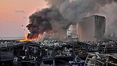Bejrúti robbanás: elindult a debreceni különleges orvos- és mentőcsoport