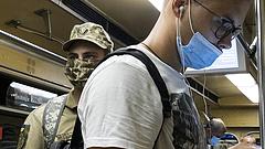 Koronavírus: egy nap alatt hatezer új beteget találtak Ukrajnában