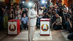 Egyre feszültebb a helyzet Fehéroroszországban, nem fél az ellenzéki jelölt