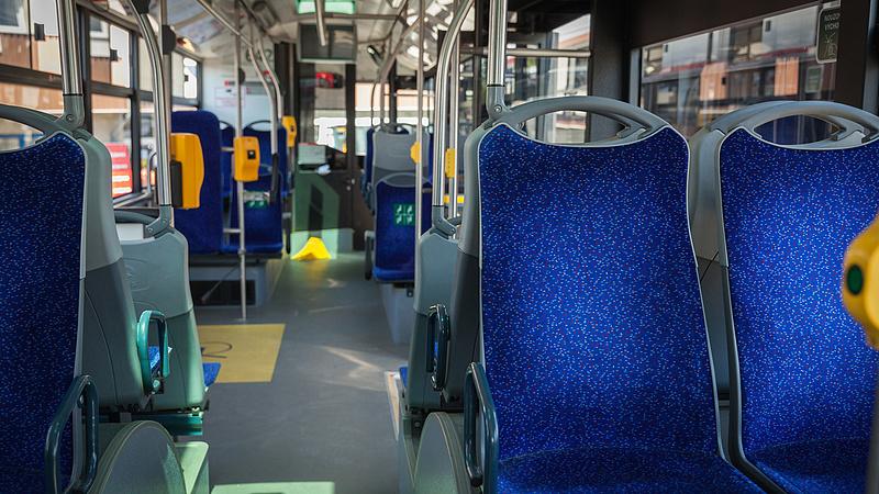 Nagy mennyiségben vesz új csuklós buszokat a Volán