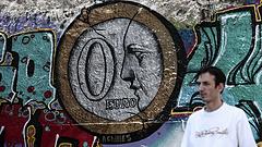 Mínuszban maradt az eurózóna inflációja