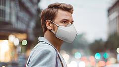 Koronavírus: maszkokat oszt a BKK a fővárosban közlekedőknek