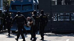 Ismét tüntetőket tartóztattak le Minszkben
