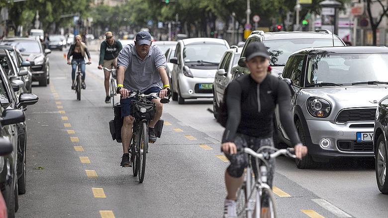 E biciklik vásárlására ad pénzt az állam