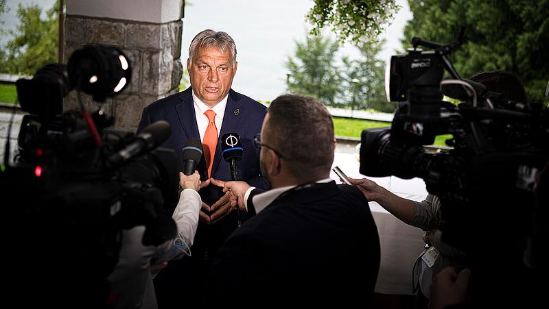 Orbán: a magyar demokrácia legalább olyan jó, mint a német vagy az olasz