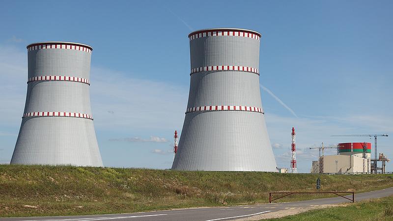 Kis gond volt a belorusz atomerőmű biztonságával