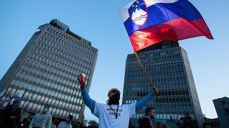 Nagyot zsugorodott tavaly a szlovén össztermék