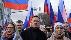 Őrizetbe vették Navalnijt