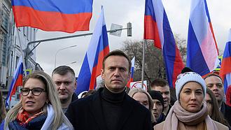 Bármikor meghalhat Navalnij