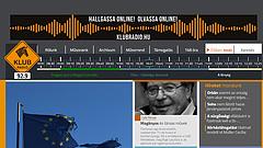 Brüsszel eljárást indított a Klubrádió miatt Magyarország ellen