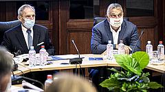 Orbán megszólalt - szerdán újabb járványintézkedésekről döntenek