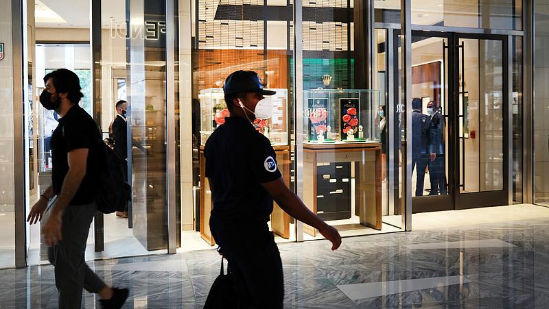 Nagyot romlott a fogyasztói hangulat az USA-ban