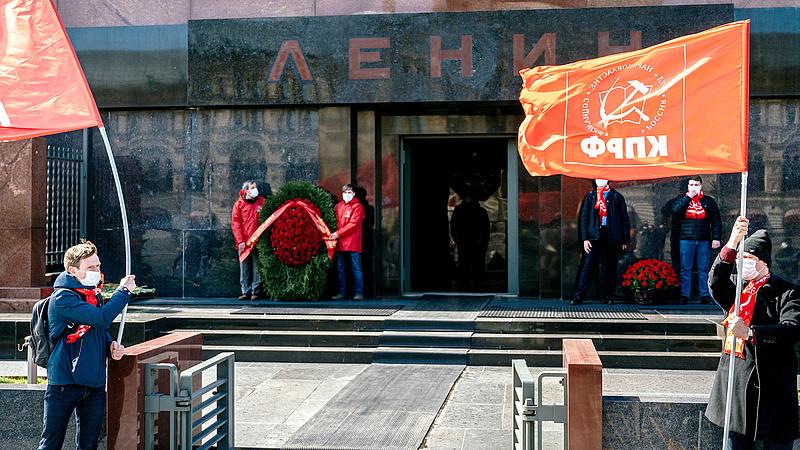 Nem engedik el az oroszok a Leninjüket - iszonyú szitkozódás kezdődött