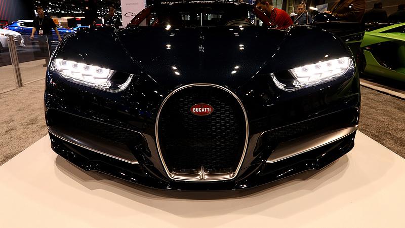 A Bugatti a Rimac horvát céggel egyesül