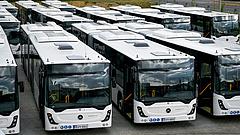 Volánbusz: új járművek jönnek a flottába